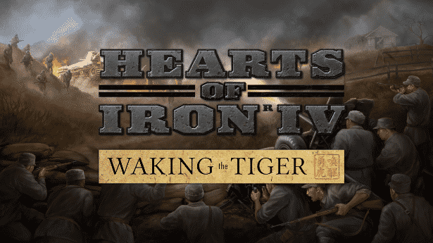 Hearts of Iron IV: Waking the Tiger announced