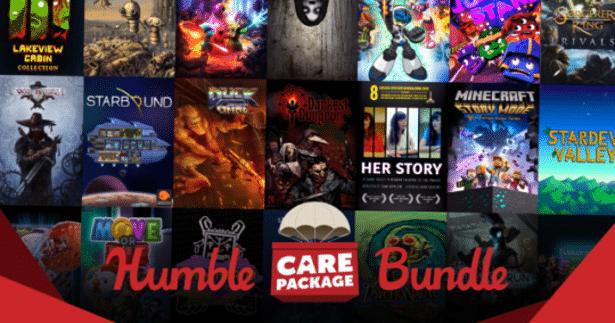 Humble Care Package Bundle games (Linux)