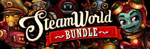 SteamWorld Sale happening via Steam games