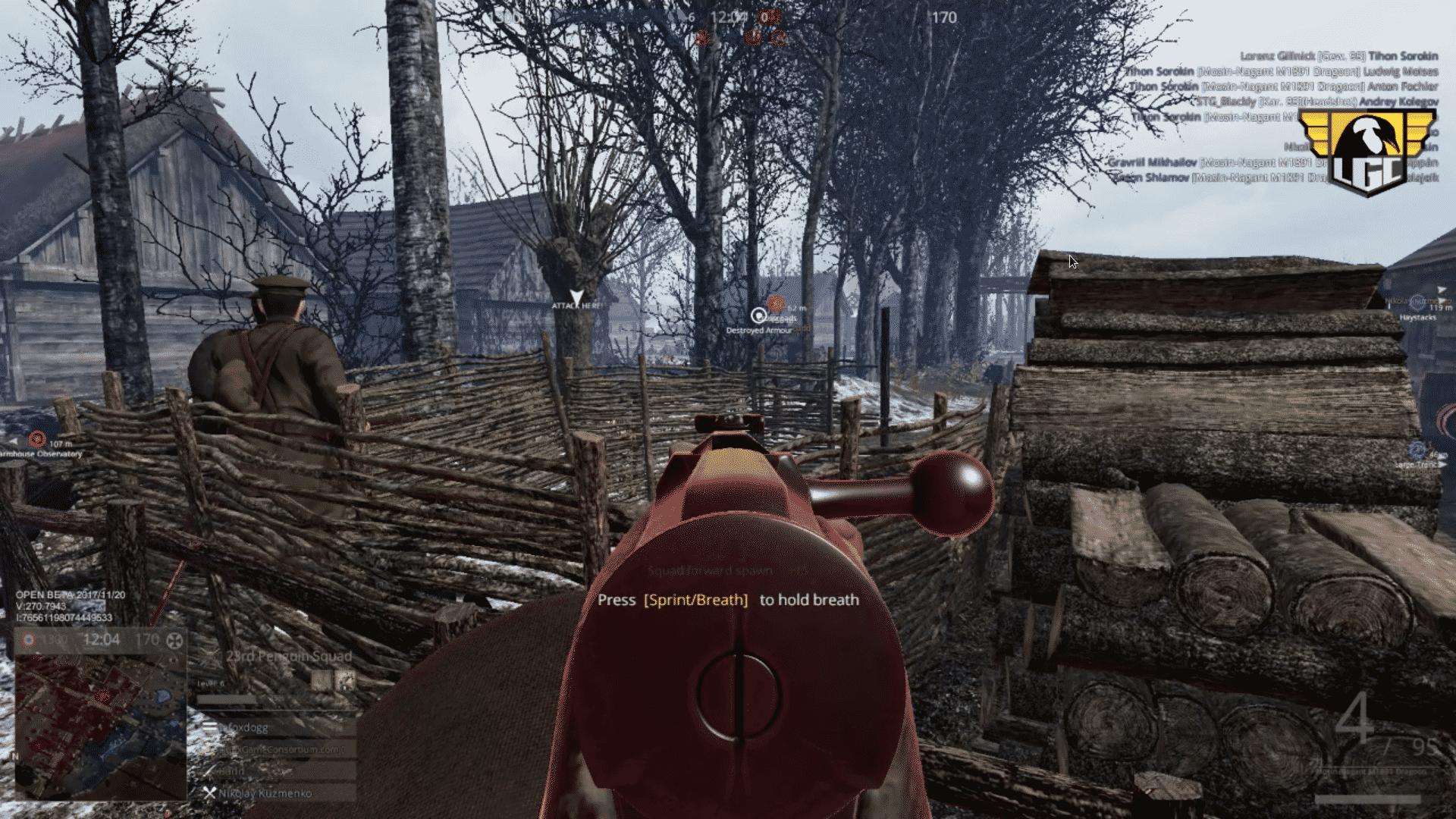 tannenberg weapon shading linux mac windows games 2017 screenshot