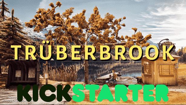 trüberbrook releases on kickstarter for linux ubuntu mac windows games 2017