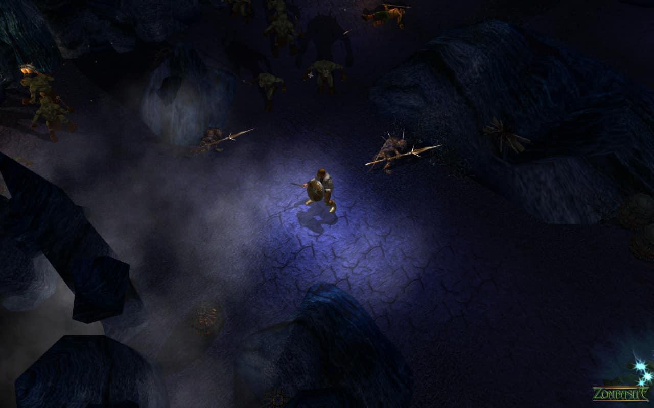 zombasite orc schism screenshot torva
