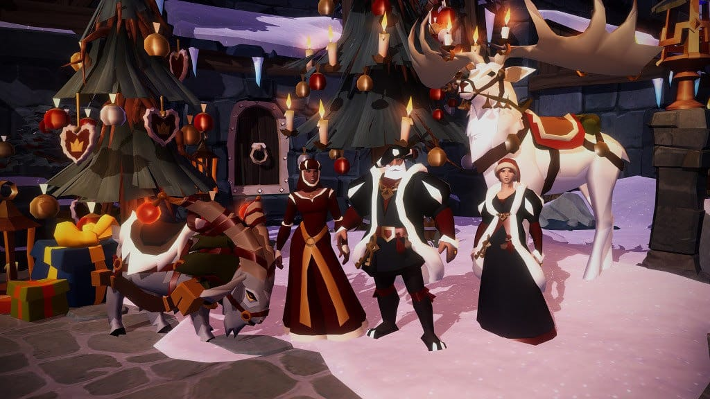 Albion Online Winter Event Coming January for linux mac windows games