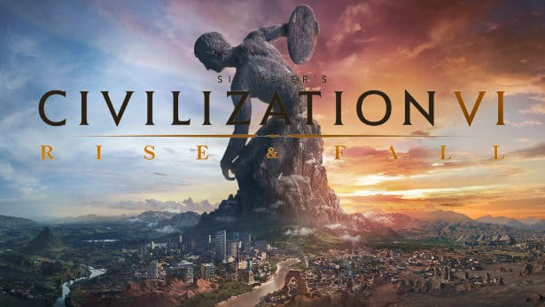 civilization vi rise and fall expansion first look linux mac windows games steam