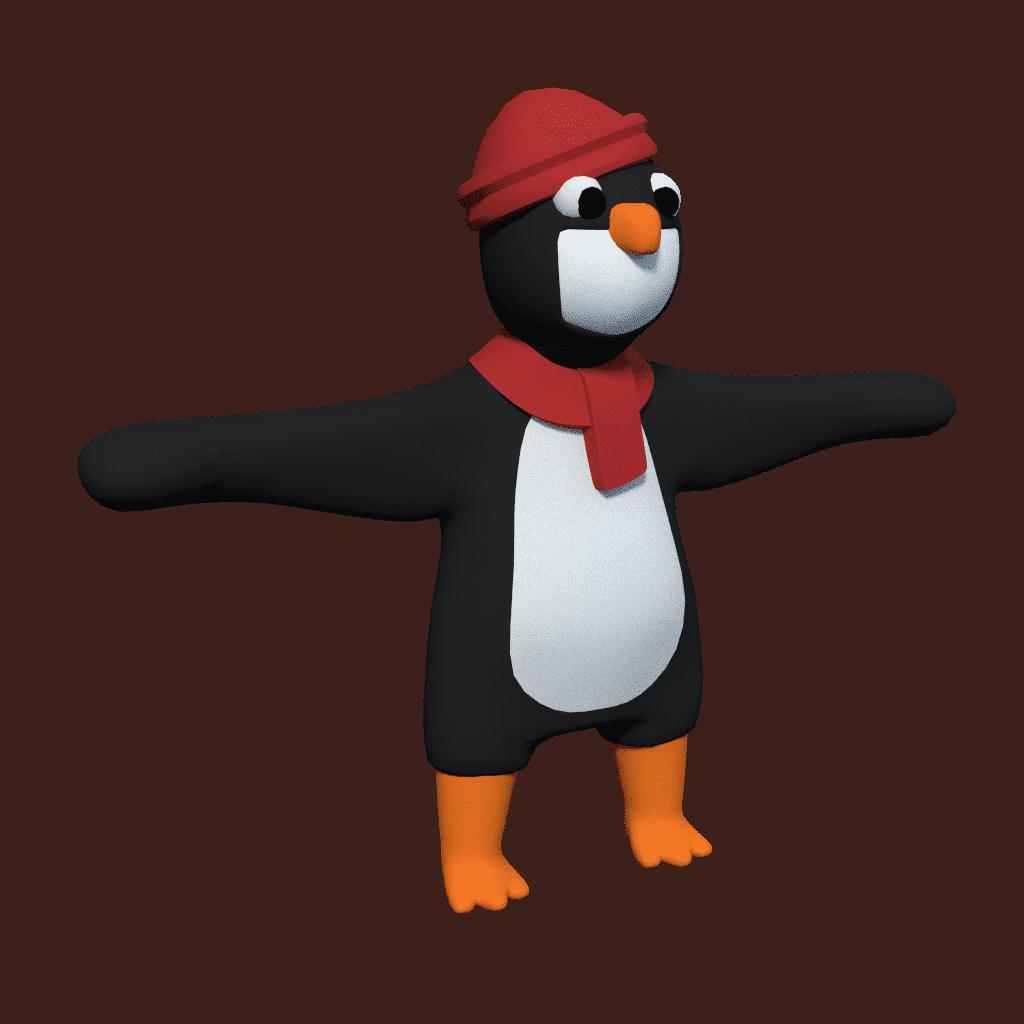 Human Fall Flat will have new multiplayer lobby ubuntu linux mac windows penguin skin