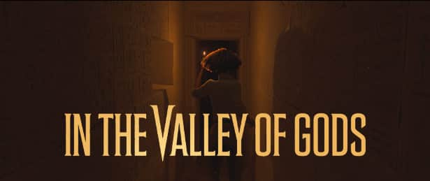 In the Valley of Gods adventure announcement