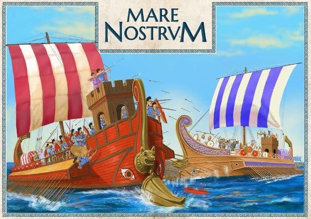 mare nostrvm strategy wargame linux support via steam games 2017