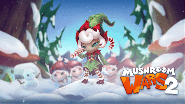 Mushroom Wars 2 holiday Hero Sato'Shii for Linux Mac Windows games on steam