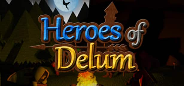heroes of delum official launch in steam games for linux mac windows