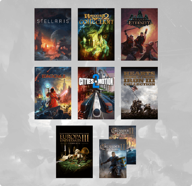humble paradox interactive bundle of games for linux mac windows on steam