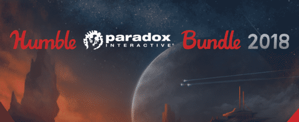 Humble Paradox Interactive Bundle of games
