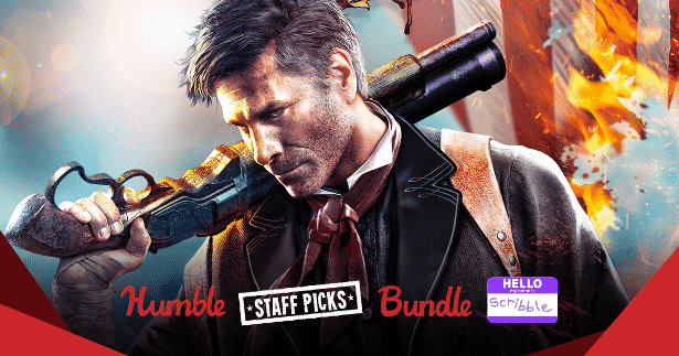 Humble Staff Picks Bundle of games arrives for linux mac windows games
