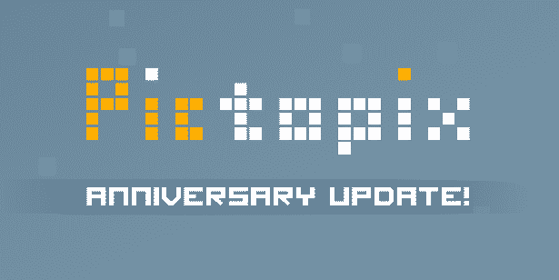 pictopix anniversary update now live on steam for linux mac windows