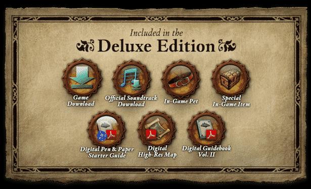 pillars of eternity ii deadfire deluxe edition includes linux mac windows