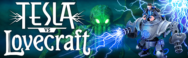tesla vs lovecraft launches on steam today in linux mac windows games