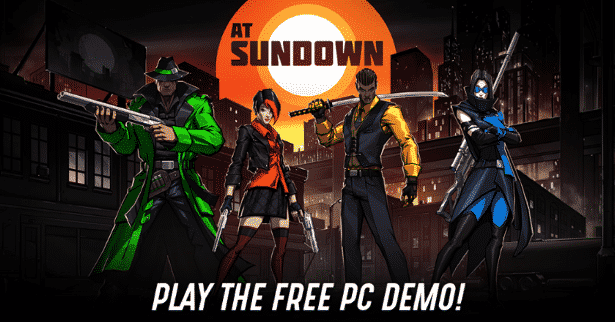 at sundown deathmatch demo impressive for linux mac windows games