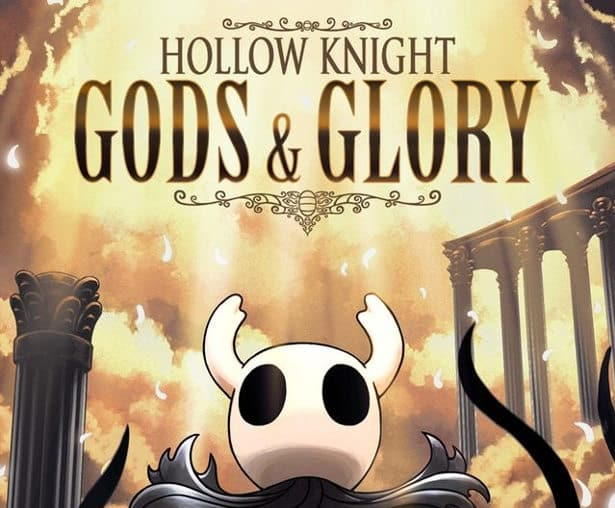 hollow knight gods and glory announcement for linux mac windows games