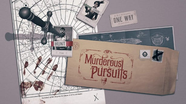 murderous pursuits mystery action big release for windows and linux via steam