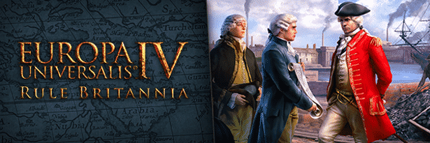 Rule Britannia games Immersion Pack for EU4 - Linux Game Consortium