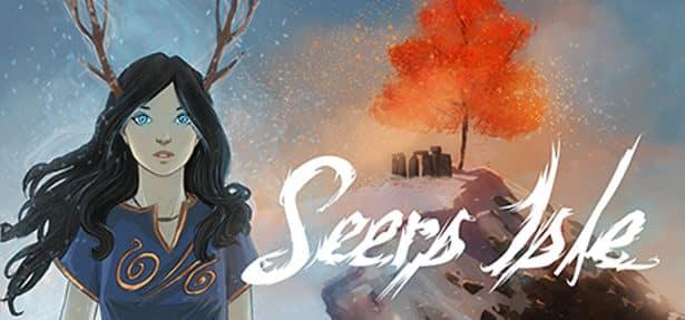 Seers Isle fantasy narrative games reveal trailer