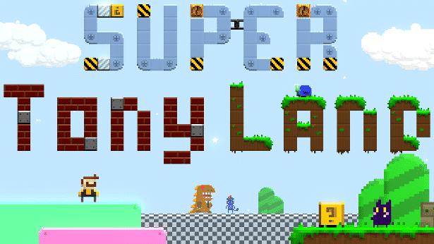 Super Tony Land platformer now on Kickstarter