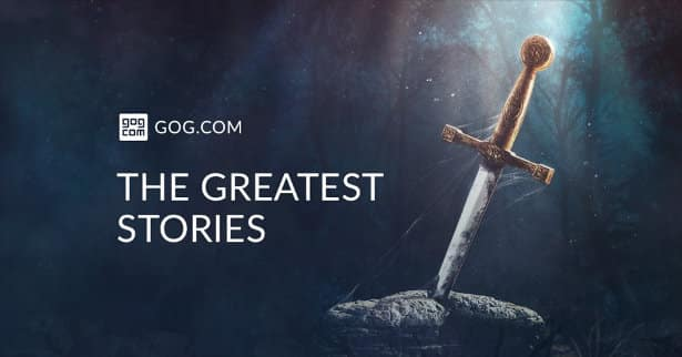 gog.com the greatest stories sale for linux mac windows games