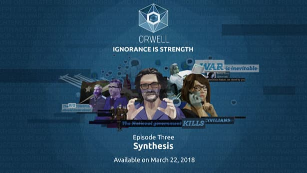 Orwell – Episode Three: Synthesisreleases