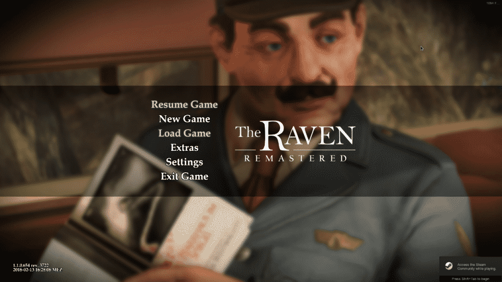 the raven remastered classic whodunit releases on linux