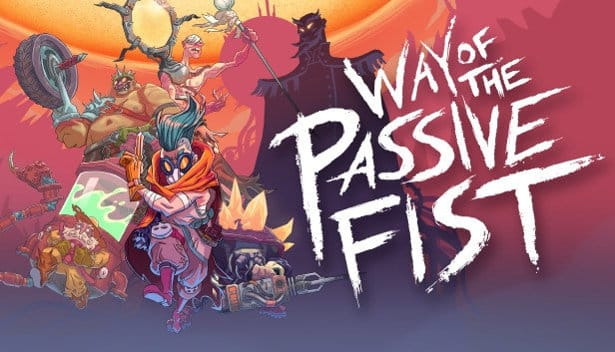 Way of the Passive Fist brawler hits Steam