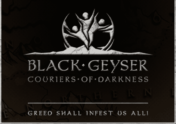 black geyser party based isometric rpg kickstarter funded for linux mac windows