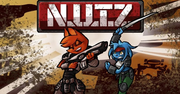 n.u.t.z 2d action platformer kive on kickstarter in linux mac windows games
