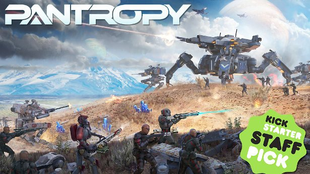 pantropy sci-fi mech fps hybrid on kickstarter games for windows, linux and mac later