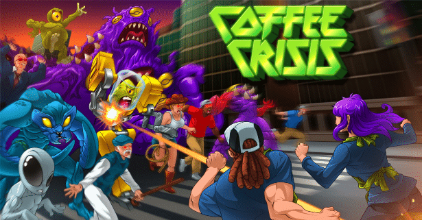 coffee crisis beat em up action live on steam in linux mac windows games