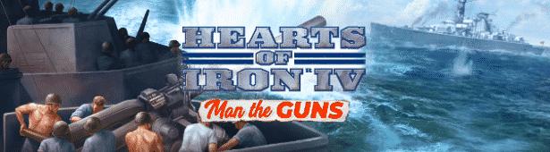 hearts of iron iv man the guns a new dlc for linux mac windows