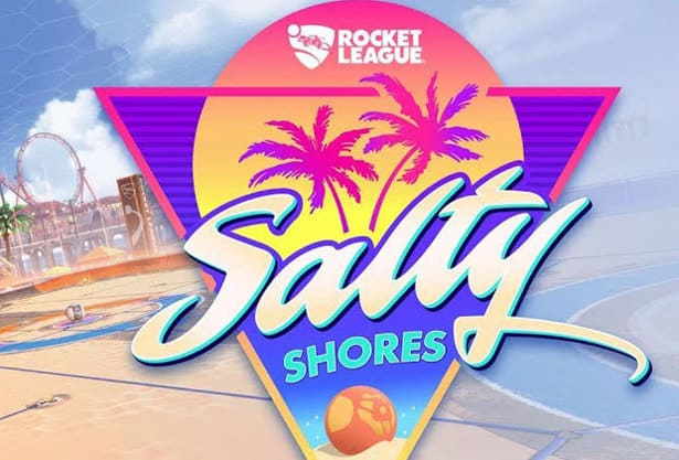 Salty Shores Update hits Rocket League