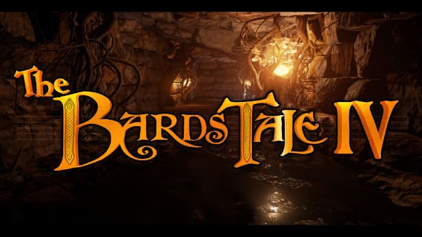 the bard's tale iv demo walkthrough video for linux mac windows