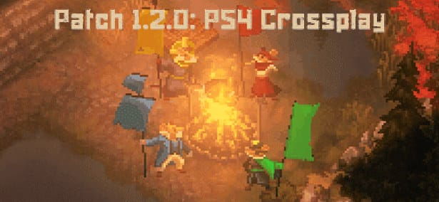 Tooth and Tail RTS Crossplay is now live
