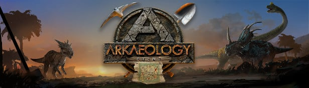 arkaeology in-game event with new skins for linux mac windows
