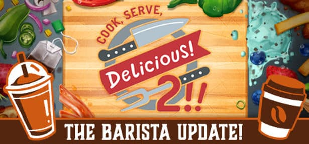 cook serve delicious 2 free barista update linux mac windows