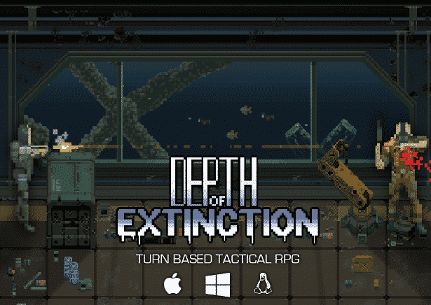 depth of extinction tactical rpg coming to early access for linux mac windows