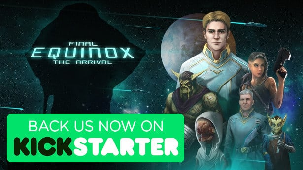 final equinox the arrival turn based combat rpg on kickstarter for linux mac windows