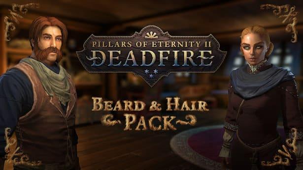 free beard and hair dlc for pillars of eternity ii deadfire for linux mac windows