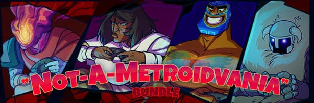 Not-A-Metroidvania Bundle now on Steam