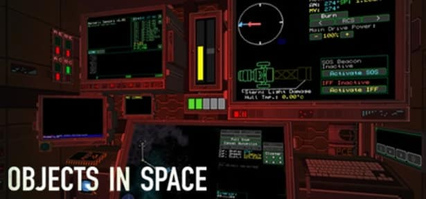 Objects in Space sim coming to Early Access