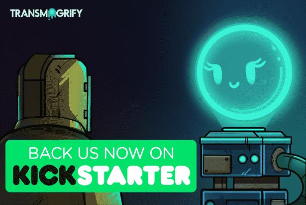 Transmogrify brings Godot to Kickstarter