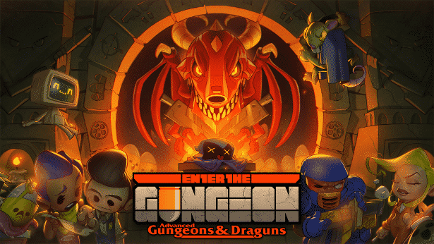 Advanced Gungeons and Draguns live on Enter the Gungeon