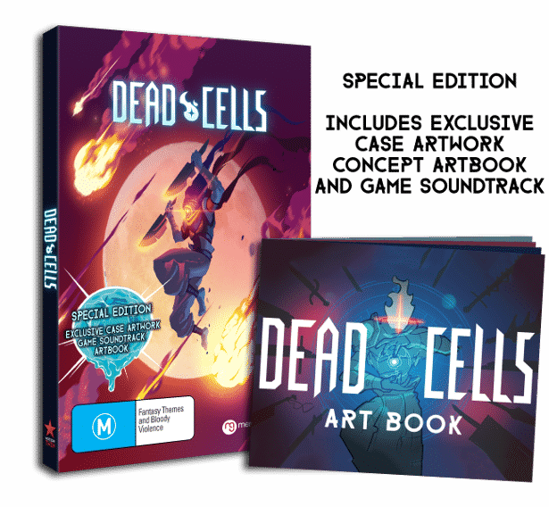 dead cells signature edition and physical versions for linux mac windows pc
