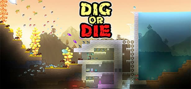 dig or die open world sandbox shows signs of a linux port