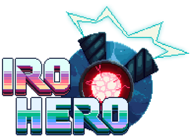 IRO HERO shoot em up coming to Steam on July 31st