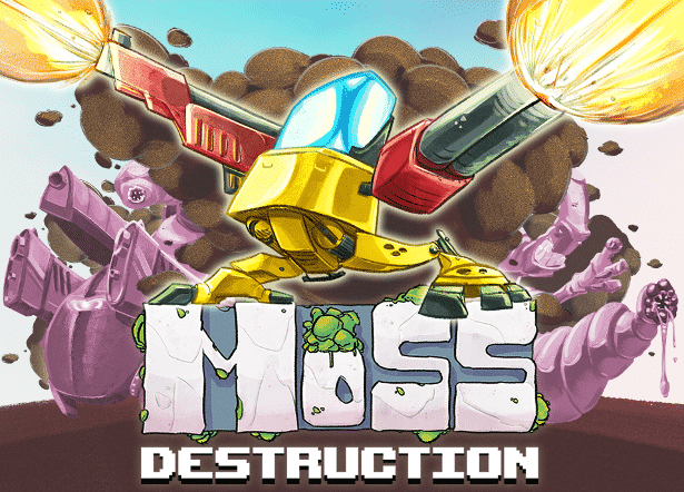 moss destruction twin-stick shooter coming to early access on linux mac windows